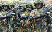 The Military will assist the police in fighting armed robbers in the country
