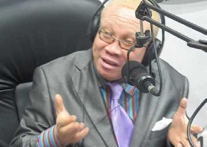 Sports administrator Moses Foh Amoaning