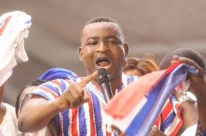 Ashanti Regional Chairman of the New Patriotic Party, Bernard Antwi Boasiako