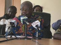 Mr George Kweku Ofori, GUTA President