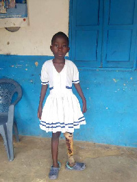 The support is needed to enable a little girl receive medical treatment