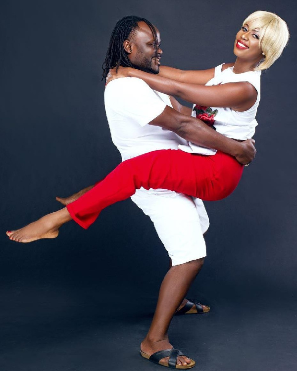 I'm stuck on Praye Tiatia like chewing gum – Selly Galley rubbishes talks of break up