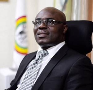 GETFUND Administrator, Richard Boadu