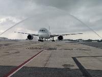 Qatar Airline Boeing 787-8 Dreamliner