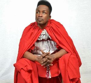 Gospel musician Nicholas Omane Acheampong