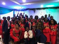Harmonious Chorale at the Volta Serene Hotel