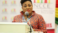 Josephine Nkrumah, Chairperson of the NCCE
