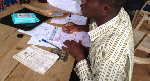 A total of 1,426 people challenged during registration in Western North