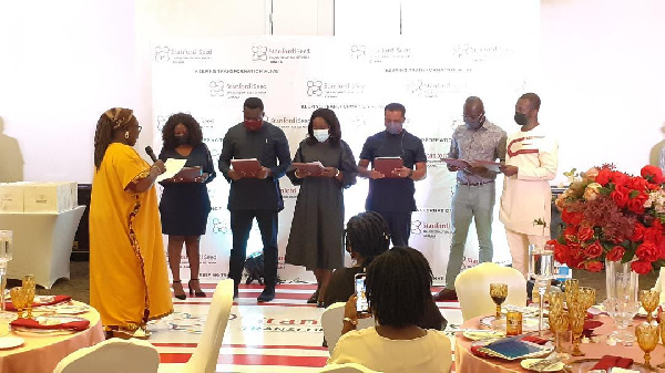 Seed Transformation Network Ghana  launches Scholarship Fund