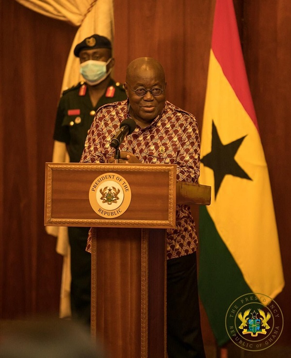 Free SHS and PFJ are my biggest achievements – Akufo-Addo