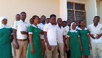 Some registered nurses
