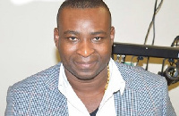 Bernard Antwi Boasiako, Ashanti Regional Chairman of the New Patriotic Party