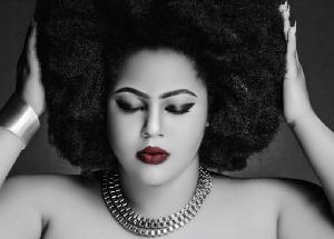 Ghanaian actress and musician, Nana Frema
