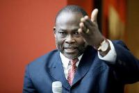 NDC 2020 presidential aspirant hopeful, Spoi-Garbah