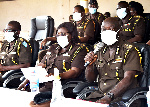 Remain professional and responsible in discharging your duties –  DGP to Prison Officers