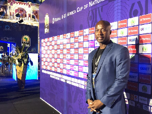 Head coach of the Black Meteors, Ibrahim Tanko
