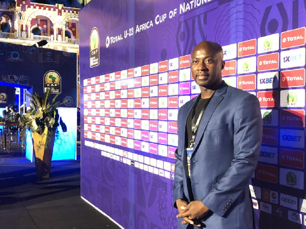 U23 AFCON: We're confident of beating Egypt - Ghana coach Ibrahim Tanko