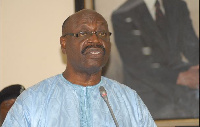 Mr. Charles K. Dondieu, Chief Director of the Ministry of Local Government and Rural Development