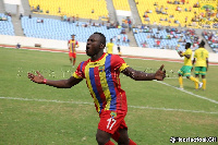 Patrick Razak was part of the Ghana side the won the WAFU tournament in 2017