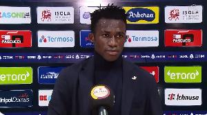 Ghana international Felix Afena Gyan