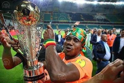 Ghanaian defender, Nuru Suley