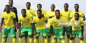 Ebusua Dwarfs defeated Ashantigold in Cape Coast
