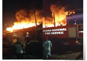 Fire Service Abossey Okai