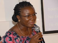 Mrs Joyce Bawa Mogtari, Deputy Minister of Transport