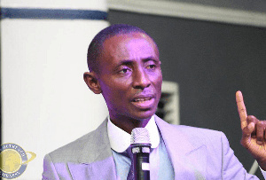 Pastor Kelvin Kwesi Kobiri