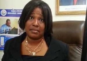 Nana Yaa Jantuah, the first female General Secretary of a political party in Ghana