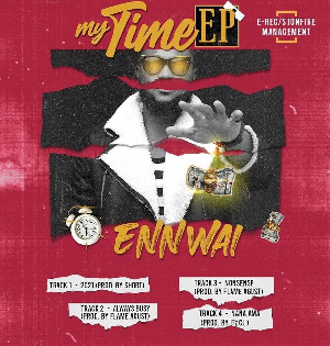 Afro-Fusion artist Ennwai is set to release his new project