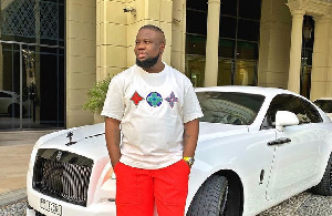 Hushpuppi is likely to face  would face a statutory maximum sentence of 20 years in prison