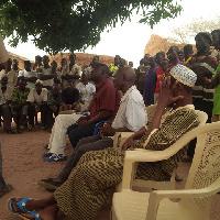Looming conflict between communities - North Gonja DCE intervenes