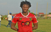 Yacouba has scored one goal in the CAF Confederation Cup campaign