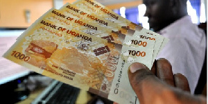 The shilling is Uganda's legal tender