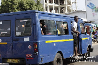 File photo: There's a high chance you will meet one of the types of trotro mates on your journey