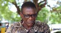 Apostle Abraham Ofori – Kuragu, Representative of Christian Caucus at NMC