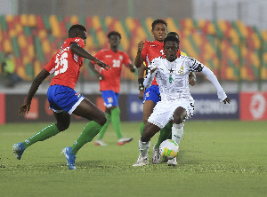 The Black satellites lost to Gambia in the Group Stages