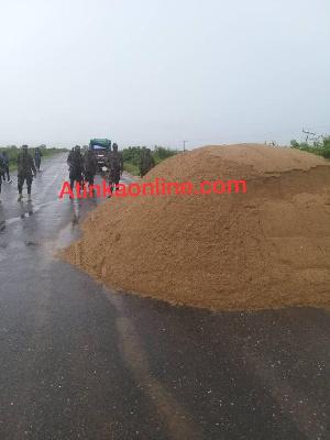 Volta Separatists Sand