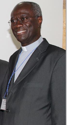 Most Rev. John Bonaventure Kwofie
