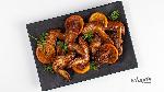 Sticky orange sweet chilli wings