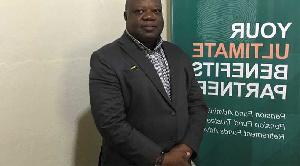 William Asiedu Yeboah, Chief Executive Officer of NBC Trust