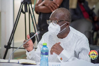 Ken Ofori-Atta spent two days before the Appointments Committee after being away on medical grounds