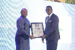 GJA honours Insurance Commission boss, Justice Ofori