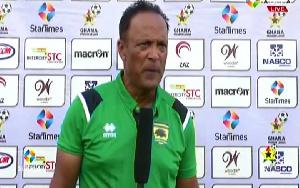 Kotoko Coach, Mariano Barreto