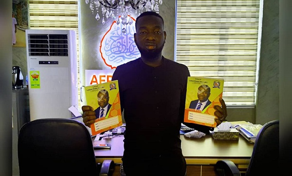 Afro-Arab Group boss pledges to support Bright Addae Foundation to honour former GFA boss