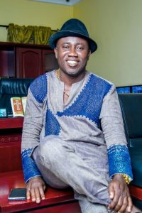 Dr. Kofi Aboagye Dompem, CEO of Obibini Blackman Company