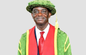 Reverend Professor Charles Ansah, Pro Vice-Chancellor KNUST