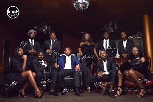 Black Avenue Muzik boss, D-Black and his signees