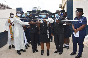 COP Addo-Danquah said the facility would be opened to the public